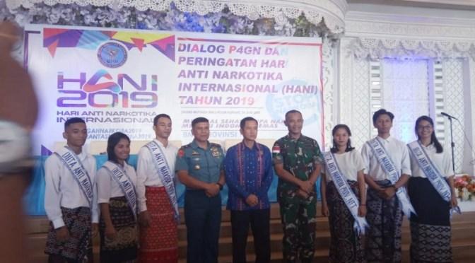Duta Anti Narkoba: Milenial Sehat Tanpa Narkoba Menuju Indonesia Emas