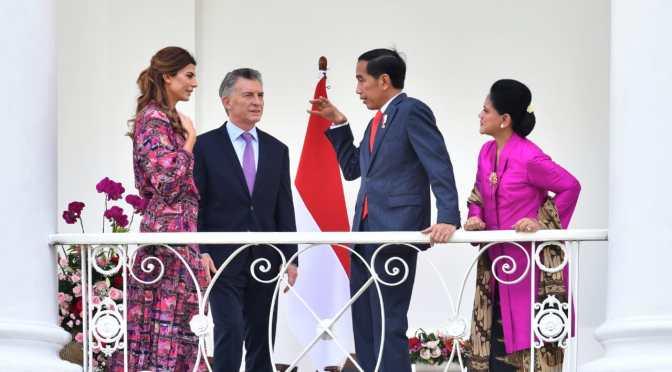 Temu Bilateral Indonesia – Argentina, Tingkatkan Hubungan Dagang