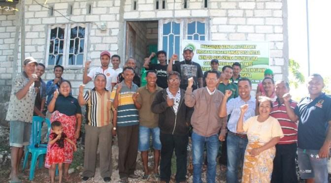 Faperta Undana Edukasi & Latih Petani Sayur Mayur di Kupang Barat