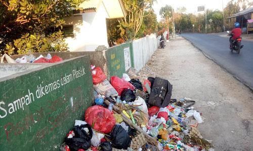 Per Hari 226 kg Sampah di Kota Kupang, DLHK Ubah Sampah Jadi Uang