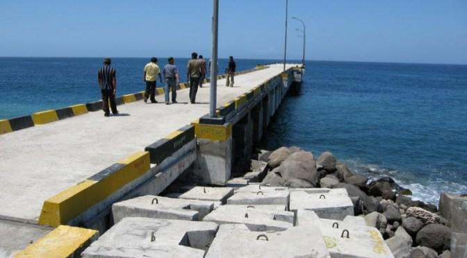 Di Alor, Pelabuhan Internasional Maritaing Bakal Dibangun Tahun 2020