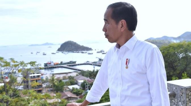 "Presiden Jokowi : ""Tahun 2020, Penataan Total Labuan Bajo Rampung"""