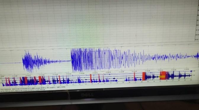 Gempa Bumi Tektonik M=4,4 Dirasakan di Wilayah Sumba Timur