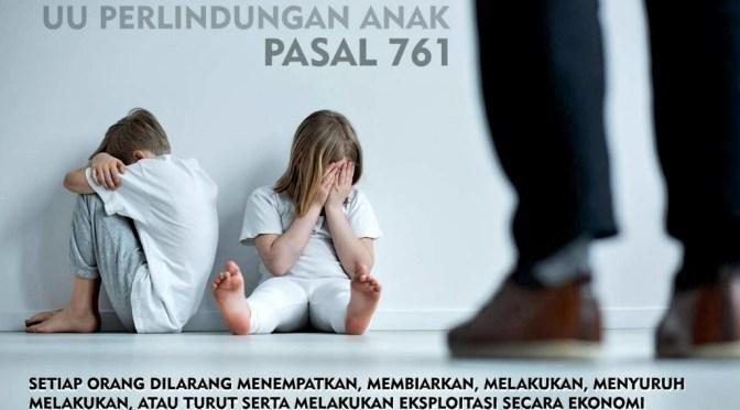 Tergoresnya Makna Hari Anak Nasional—Peti Mati untuk Penegak Hukum