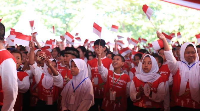 Hari Anak Nasional 2019—Kita Anak Indonesia, Kita Gembira