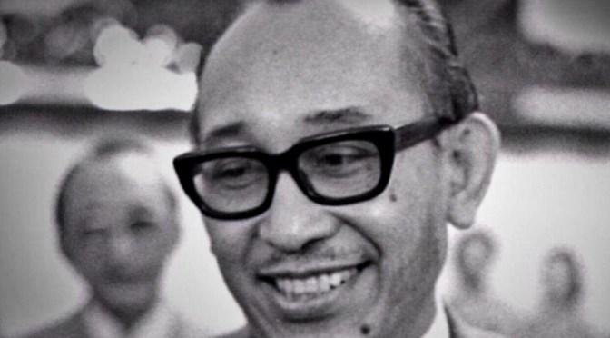 Menteri PU (1983—1988) Suyono Sosrodarsono Wafat di Jakarta