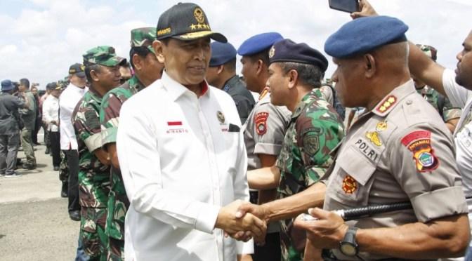 """Menkopolhukam: """"Papua dan Papua Barat Bukan Anak Tiri!"""""""