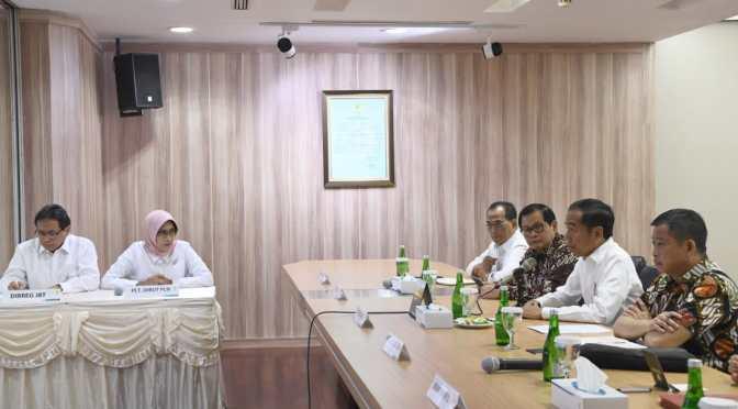 """Listrik Padam di Jabodetabek, Presiden Jokowi: """"Jangan Sampai Terjadi Lagi!"""""""