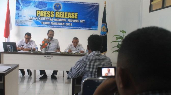 Dua Pedagang di Kabupaten Sikka Tertangkap Pakai Narkoba