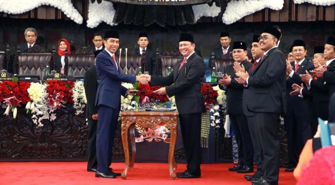 MPR Sukses Jadikan Pelantikan Presiden & Wapres Jadi Sarana Pemersatu Bangsa