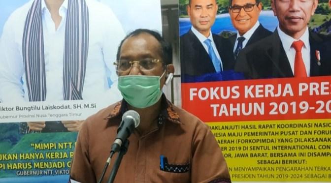 Penetapan Pasien Positif Covid-19 adalah Kewenangan Gugus Tugas di Jakarta