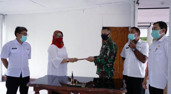 Pemkot Kupang Teken MoU dengan Rumah Sakit 'Second Line Covid-19'