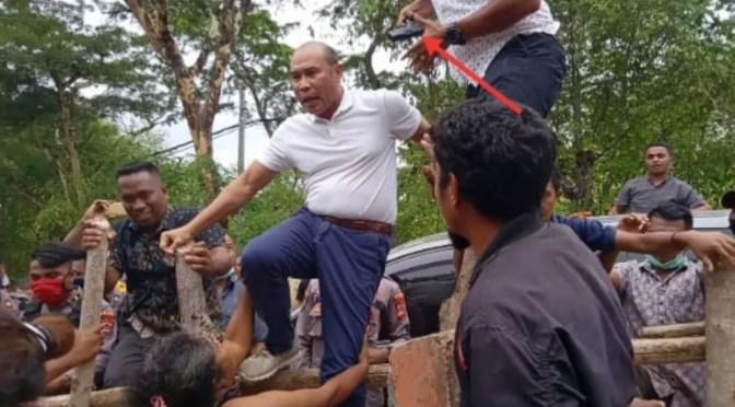 Rencana Berkantor Gubernur VBL di Hutan Adat Besipa'e, Ini Reaksi Amaf Pa'e