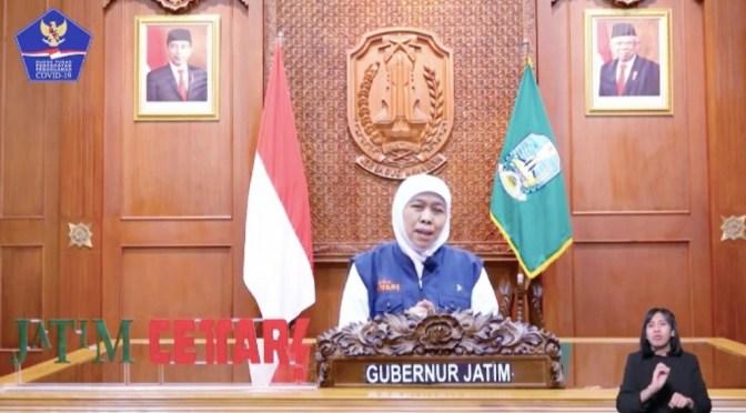 OTG Positif Covid-19 di Jatim Naik, Khofifah Minta Warga Jangan Mudik