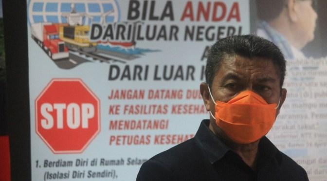 1 Positif Covid-19 Transmisi Lokal & 1 sembuh dari Kota Kupang, Total 92 Kasus