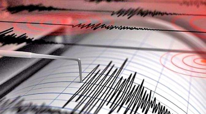 Gempa M5,8 Guncang Kab. Buru Selatan Maluku, Tak Berpotensi Tsunami