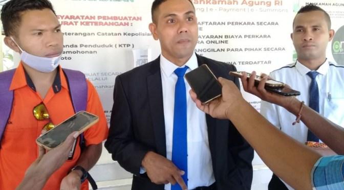 Ketua Tim Advokat Wartawan Sergap.id : Seldi, Orang Yang Diduga-duga