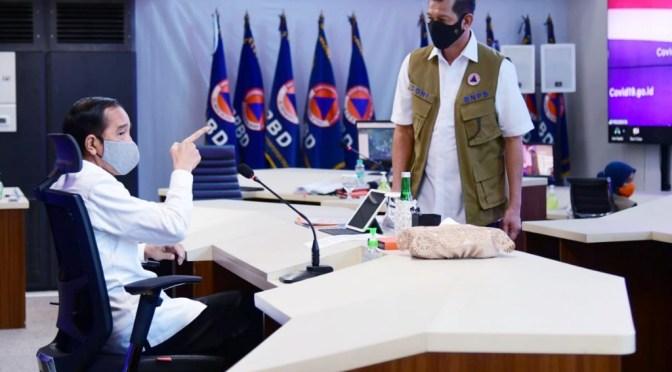 Lima Arahan Presiden Jokowi terkait Penerapan Adaptasi Kebiasaan Baru