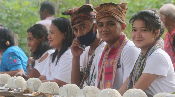 Folemako—Tradisi Makan Adat dari Kabupaten Timor Tengah Utara