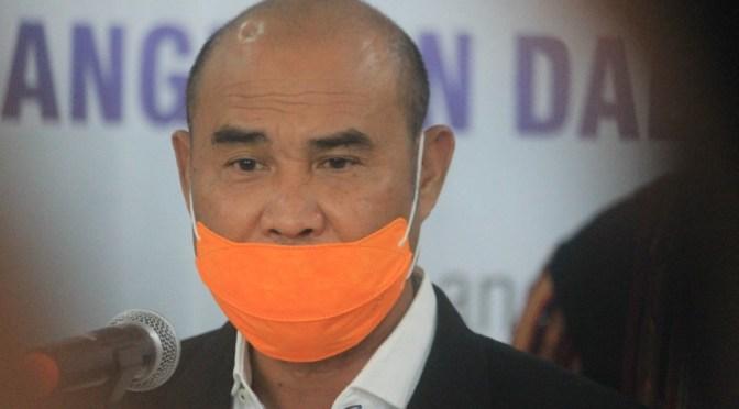Imbauan 'New Normal' di NTT, Gubernur VBL : Boleh Cium Hidung Pakai Masker