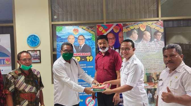 Wakil Bupati Jaghur : Petani di Manggarai Timur Tidak Terpengaruh Covid-19