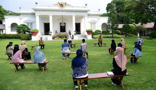12 Juta Usaha Mikro dan Kecil Bakal Terima Bantuan Modal dari Presiden Jokowi