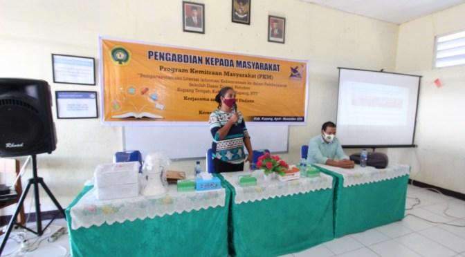 SD Kristen Rehobot Kupang Hasilkan RPP Perspektif Bencana di Era Normal Baru