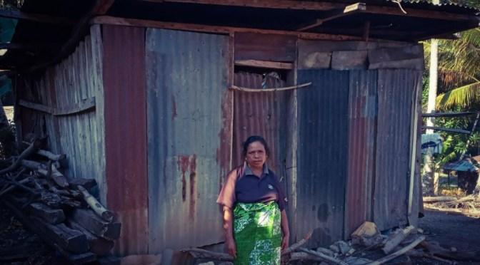 Dana Bantuan Rumah Sederhana Sehat di Belu, Nama Janda Tua Tak Diusulkan