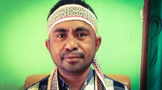 Pemuda TTS Bangga dan Terharu, Presiden Jokowi Berbusana Adat Amanatun