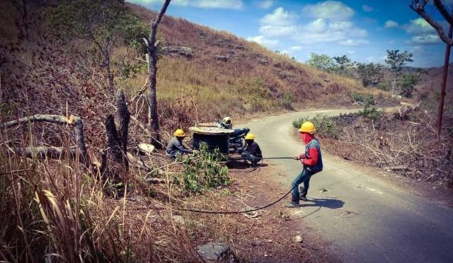 Tiga Desa di Rote Ndao, 1 Dusun di Sikka dan 17 Desa di NTT Nikmati Listrik