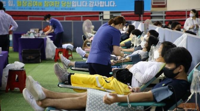Pengembangan Vaksin, 1.000 Anggota Gereja Shincheonji Donasi Plasma Darah
