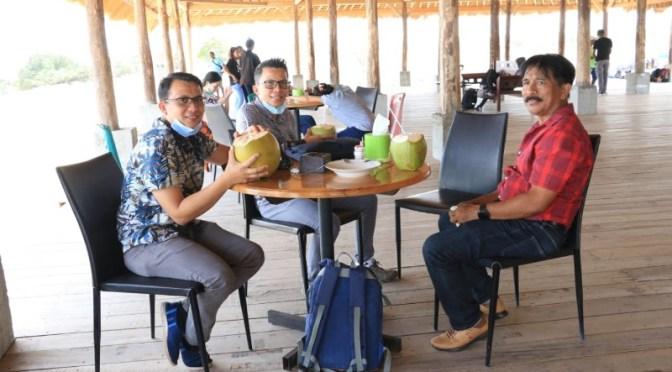 'Outbound' Biro Umum di Semau, George Hadjo : Karakter Tentukan Kualitas Kerja