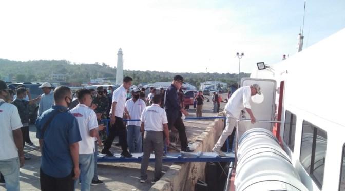 Tiga Hari Kunjungan ke Sabu Raijua, Ini Agenda Kerja Gubernur VBL