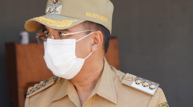 Kasus Covid-19 Naik, Wali Kota Kupang Keluarkan Perwali Penegakan Prokes