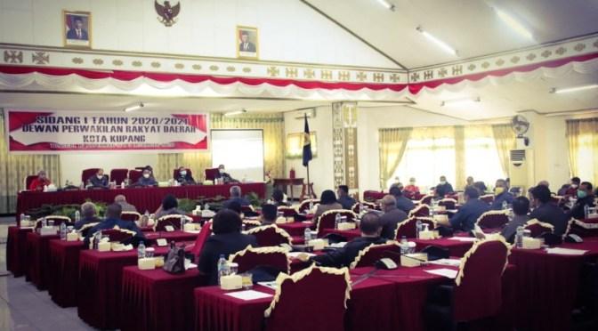DPRD Kota Kupang Batalkan Anggaran Sepihak, Pemkot Tak Mau Bersidang