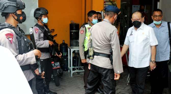 PPKM Tak Efektif, Covid Tembus 1 Juta, LaNyalla: Sanksi Tegas Pelanggar Prokes