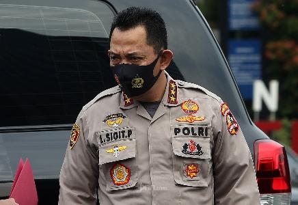 Alasan Presiden Jokowi Tunjuk Listyo Sigit Prabowo Sebagai Kapolri