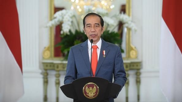 Usai Vaksin Covid, Presiden Jokowi Lantik Komjen Lystio Sigit Prabowo