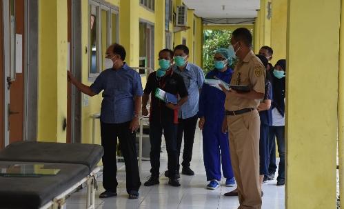 Wali Kota Kupang Jefri Riwu Kore Sembuh Covid-19