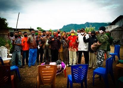 Mantan Pejuang Integrasi Timor-Timur di NTT Pinta Kepedulian Pemerintah RI