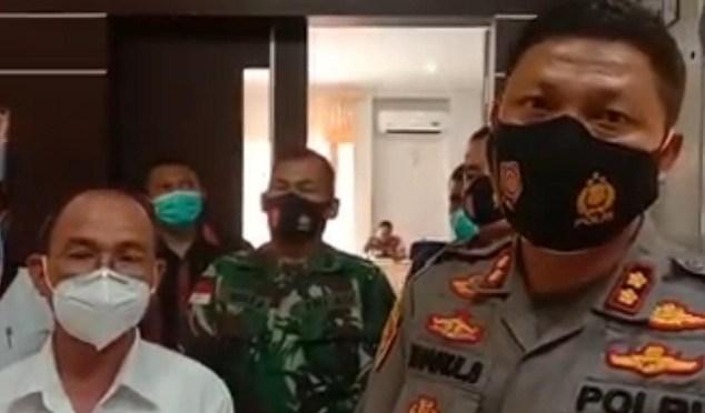Jelang Putusan MK, Plh. Bupati, Ketua DPRD & Kapolres Belu Imbau Masyarakat Tenang