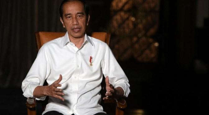 Konfirmasi Varian Baru Korona, Presiden Imbau Masyarakat Tetap Tenang
