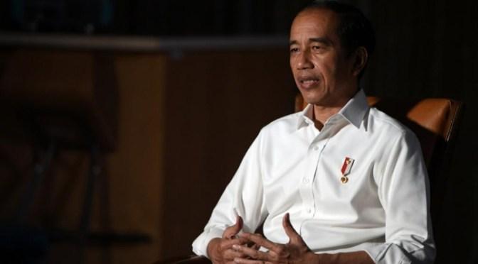 Presiden Jokowi: Saya Tak Ada Niat Jadi Presiden Tiga Periode