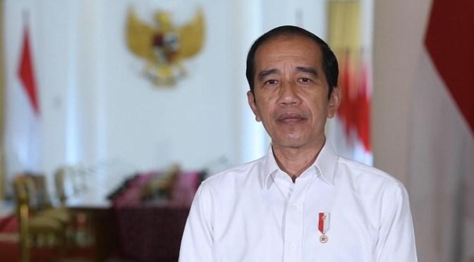 Jokowi: Butuh Dukungan Kembangkan Vaksin Merah Putih dan Nusantara