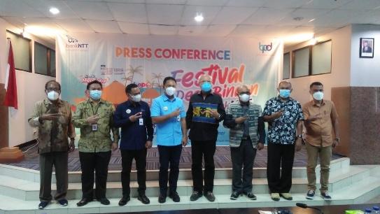 Optimalisasi Layanan Digital Bank di Desa, Bank NTT Helat Festival Desa Binaan