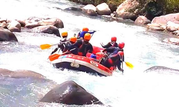 IMO-Indonesia Go International, 11 Negara Bakal Berlaga di 'Rafting W2C Batu Balai'