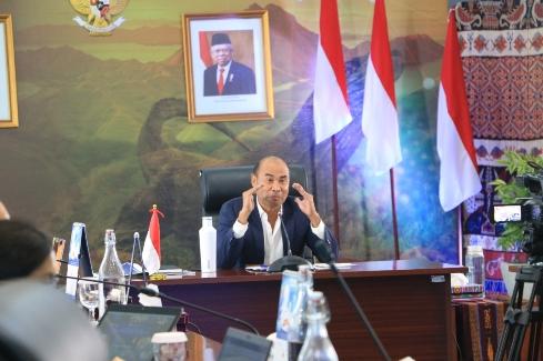 Ketahanan Ekonomi Bali Nusra, VBL : NTT Mampu Penuhi Kebutuhan Nasional
