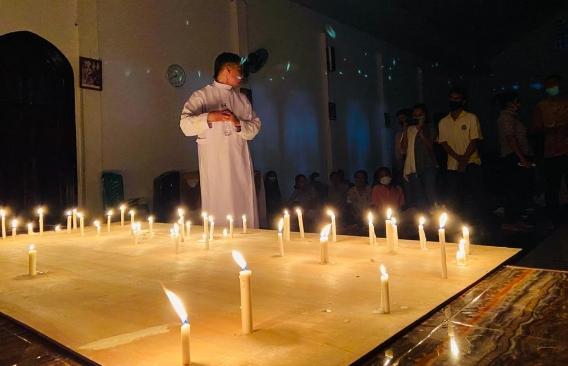 Hadapi 'Dunia Tipu-tipu', OMK HKY Bimoku Helat Pendalaman Iman
