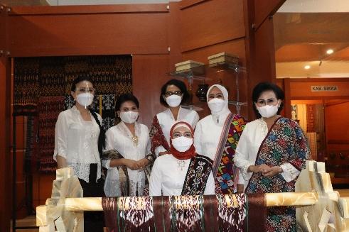 Dibuka Wury Ma'ruf Amin, Dekranasda NTT Tuan Rumah Program Pendidikan Kecakapan Wirausaha