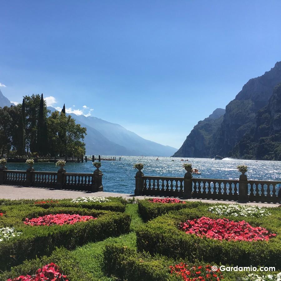 Paesi E Città Del Lago Di Garda Gardamio